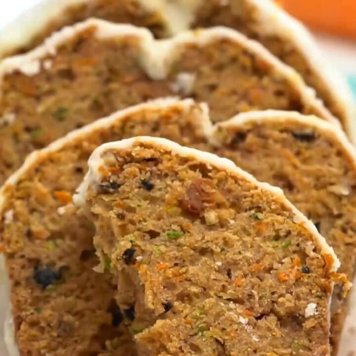 Carrot Zucchini Bread Recipe Center