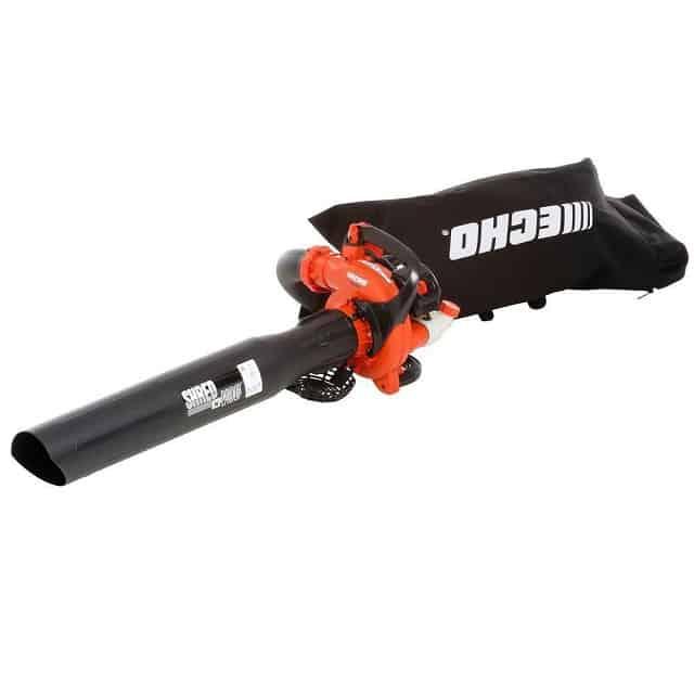 ECHO ES-255 354 CFM 25.4cc Gas 2-Stroke Cycle Leaf Blower Vacuum