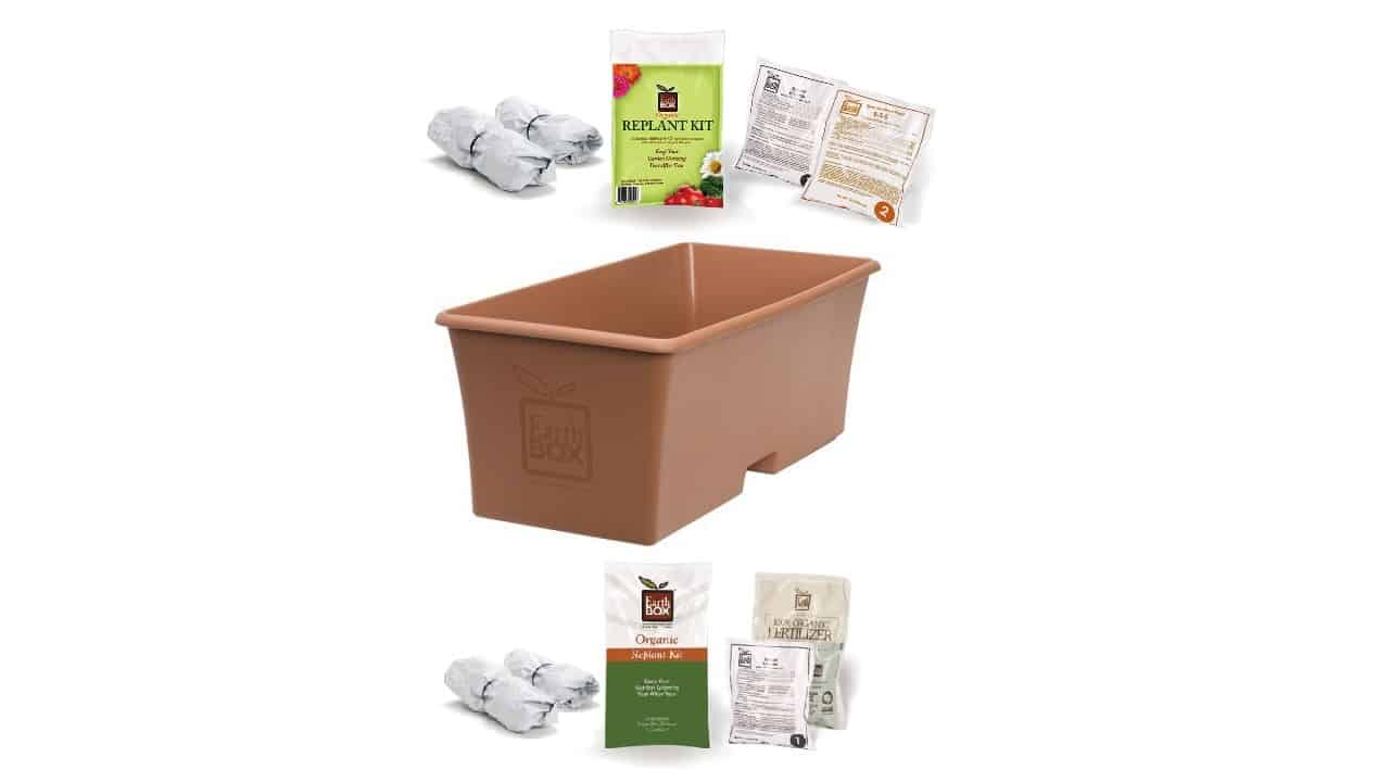 EarthBox Replant Kit Alternative