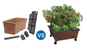 EarthBox vs City Pickers - Self Watering Planters