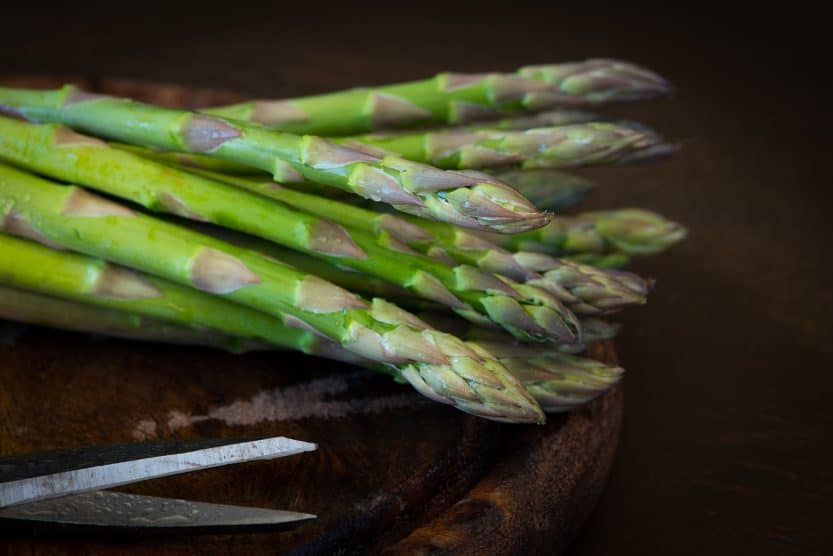 When To Cut Back Asparagus