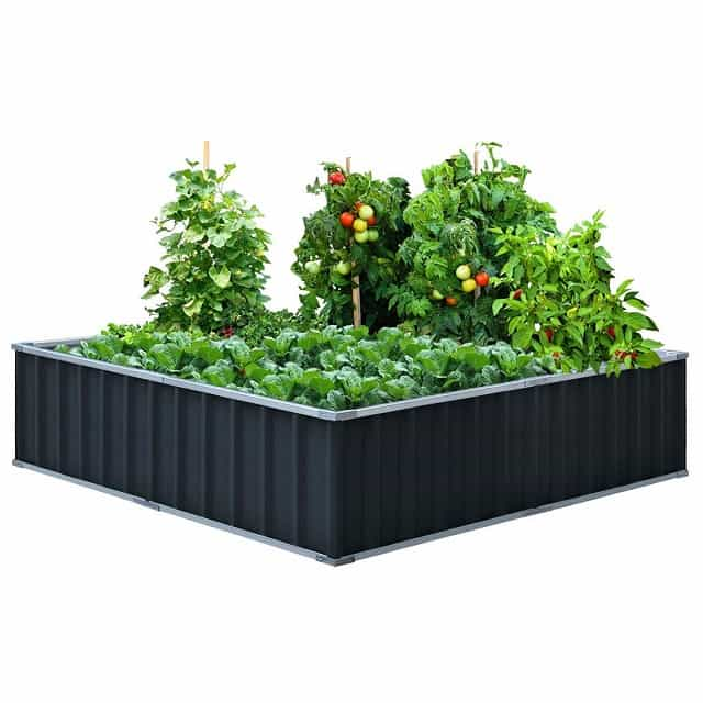KING BIRD large DIY Raised Garden