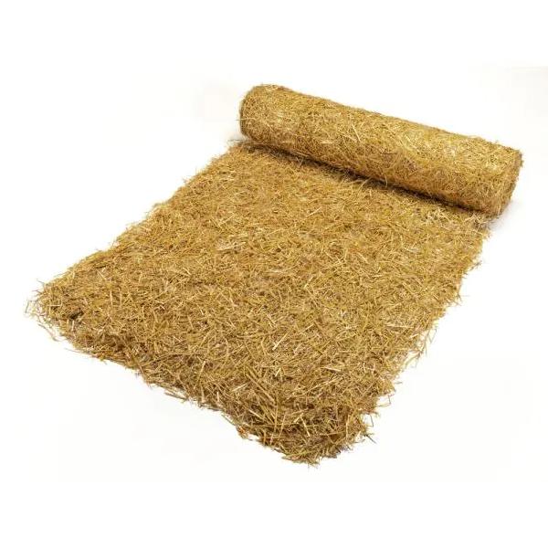 Polypropylene Single Net Straw Erosion Control Blanket