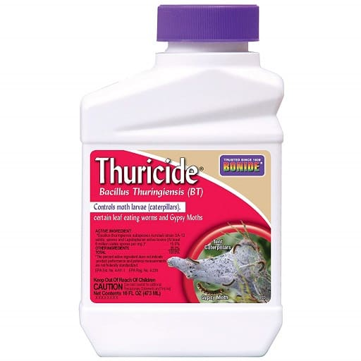 Thuricide BT Insect Killer
