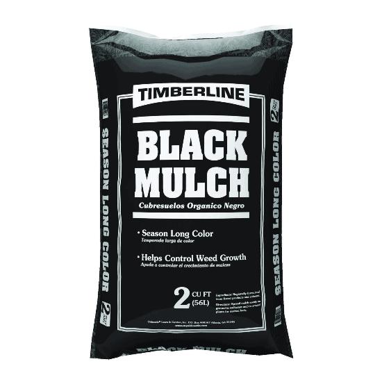 Timberline Black Mulch