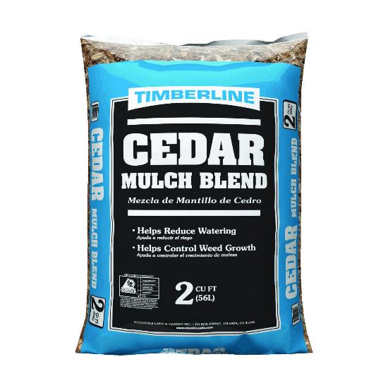 Timberline Brown Cedar Mulch