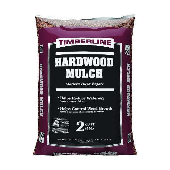 Timberline Brown Hardwood Mulch