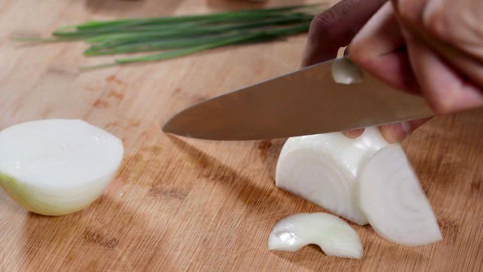 Tomato Tartar Recipe - 2 Slice Onion