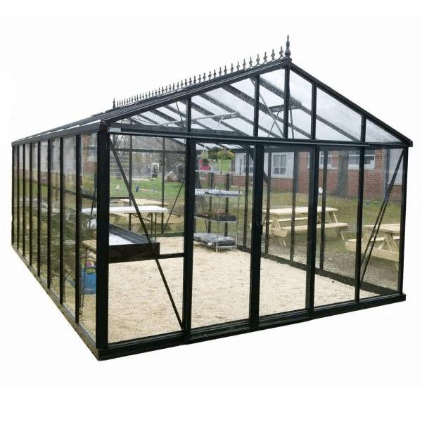 Wxaco Royal Victorian 12.5 ft. x 20 ft. Greenhouse