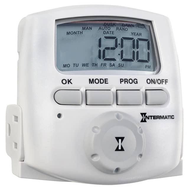 ntermatic DT620 Heavy Duty Indoor Digital Plug-In Timer